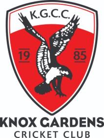 Knox Gardens Cricket Club Logo